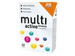 FITNESS AUTHORITY Multi Active Formula 60 kaps
