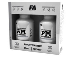 FITNESS AUTHORITY MultiVitamin AM + PM 180 kaps